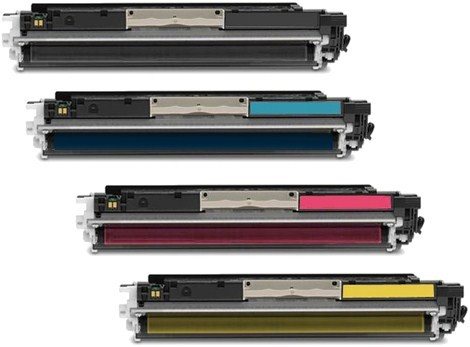 HP CE310A/311A/312A/313A SET